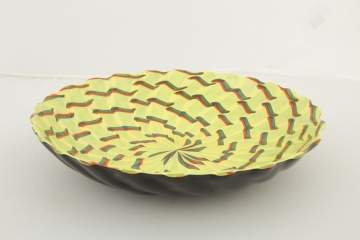 James Carpenter (American, born 1949) 'Calabash' Bowl  Venini
