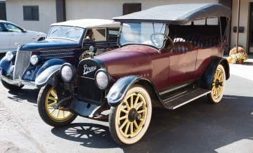 The 1917 Empire Model 70