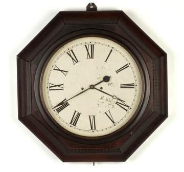 Atkins, Bristol, CT, Gallery Clock