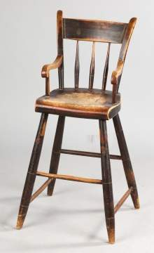 Early 19th Century Youth Chair