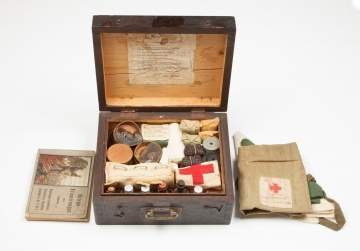 WWI German Field Medical Chest