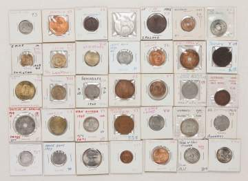 Group of Miscellaneous World Coins