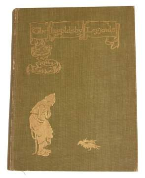First Edition of The Ingoldsby Legends; or Mirth and Marvels by Thomas Ingoldsby