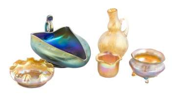 Group of Art Glass