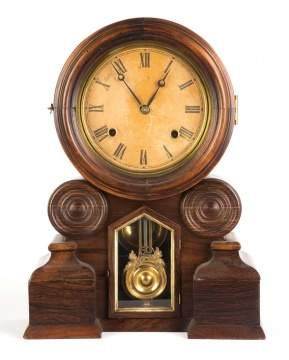 Ingraham & Co. Dakota Shelf Clock