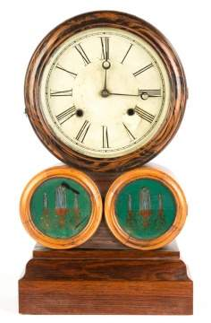 Ingraham Spectacle Shelf Clock
