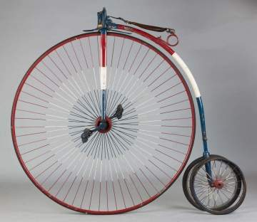 High Wheel Bicycle