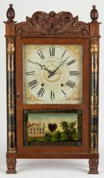 Mitchell & Atkins Shelf Clock