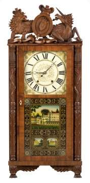 Eli Terry Shelf Clock