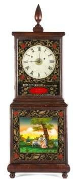 John Sawin, Boston Shelf Clock