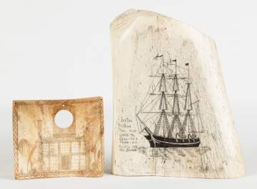 Scrimshaw Items