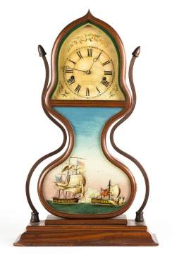 J. C. Brown Acorn Clock
