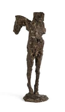 Dame Elisabeth Frink, R.A. (British, 1930-1993) Winged Figure