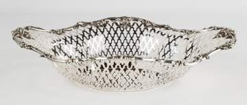 J. E. Caldwell & Co. Sterling Silver Basket