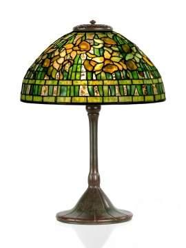 Tiffany Studios, New York, 'Daffodil' Table Lamp