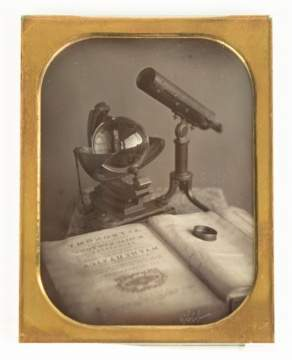 Scientific Daguerreotype