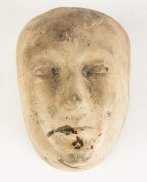 Terracotta Mold of Face