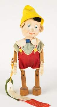 Pinocchio Articulated Doll