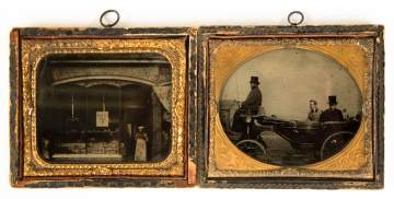 Two Ambrotypes