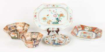 Group Chinese and Japanese Porcelain