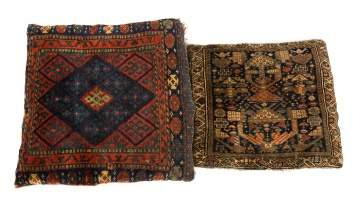 Two Kurd Pillows