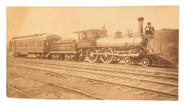 Lehigh Valley Railroad Photograph