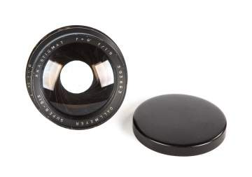 Dallmeyer Super-Six Ana Stigmatic Camera Lens