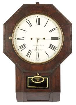 Atkins Whiting Wall Clock, Type III