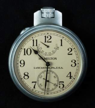 Hamilton Model 22 Two-Day Chronometer Watch