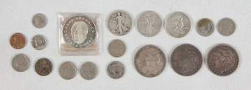Group of Silver Coins