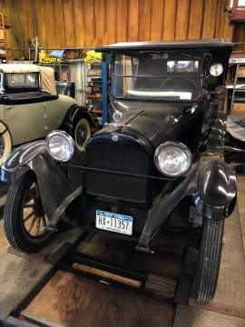 1922 DODGE DB Touring