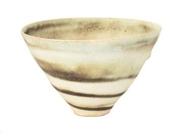Lucie Rie (British, 1902-1995) Conical Bowl