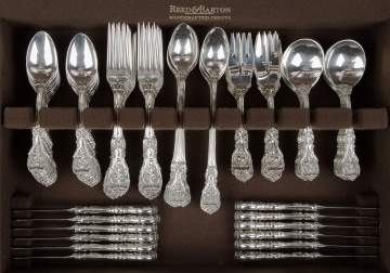 Reed & Barton Francis 1st Service of 12 Sterling Silver Flatware