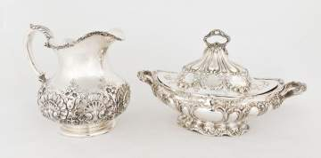 Gorham Chantilly Sterling Silver Covered Serving Piece