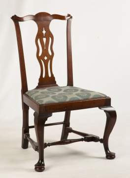 American Queen Anne Chair
