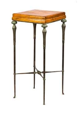 Rare Tiffany Studios, New York, Side Table