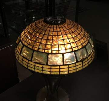 Tiffany Studios New York Quot Turtleback Quot Table Lamp