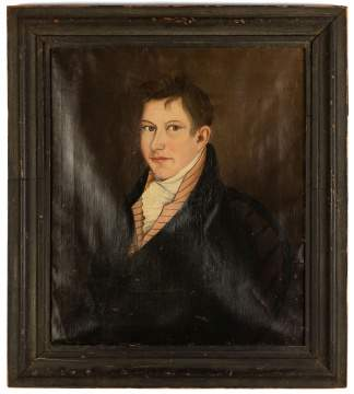 Portrait of Young Man