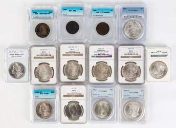 Group of Graded Coins