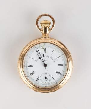 Geneva Pocket Watch
