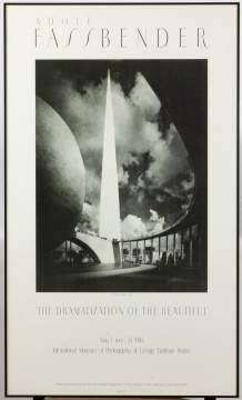Three Exhibition Posters