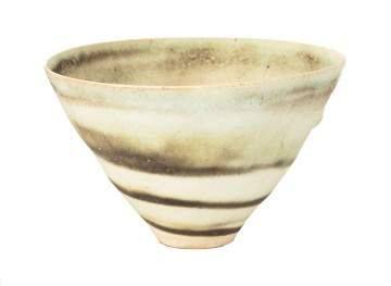 Lucie Rie (British, 1902- 1995) Conical Bowl