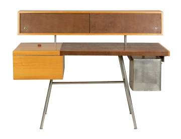 George Nelson & Associates Home Office Desk, Model 4658