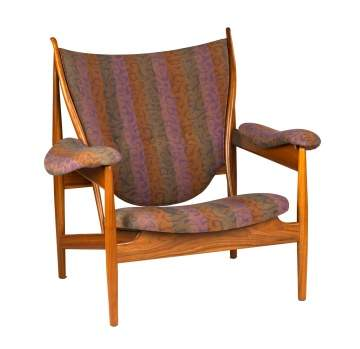 Finn Juhl (Danish, 1912-1989) Iconic Chieftain Chair
