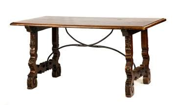 17th Century Spanish Baroque Table
