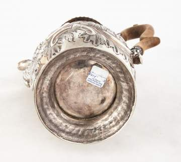 Georgian Silver Coffee Pot