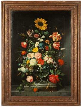 Early 19th Century Old Master's Style Still Life