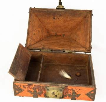 Spanish Colonial Document Box