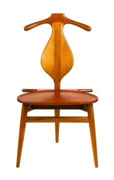 Hans J. Wegner (Danish, 1914-2007) Valet Chair