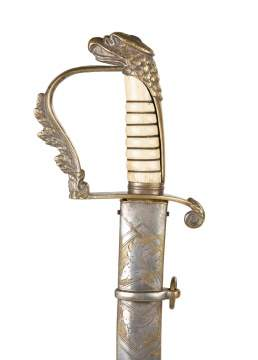 American Eagle Officer's Sword